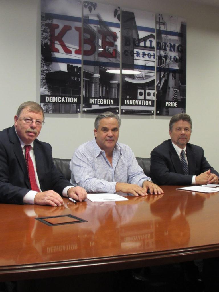 KBE OSHA signing
