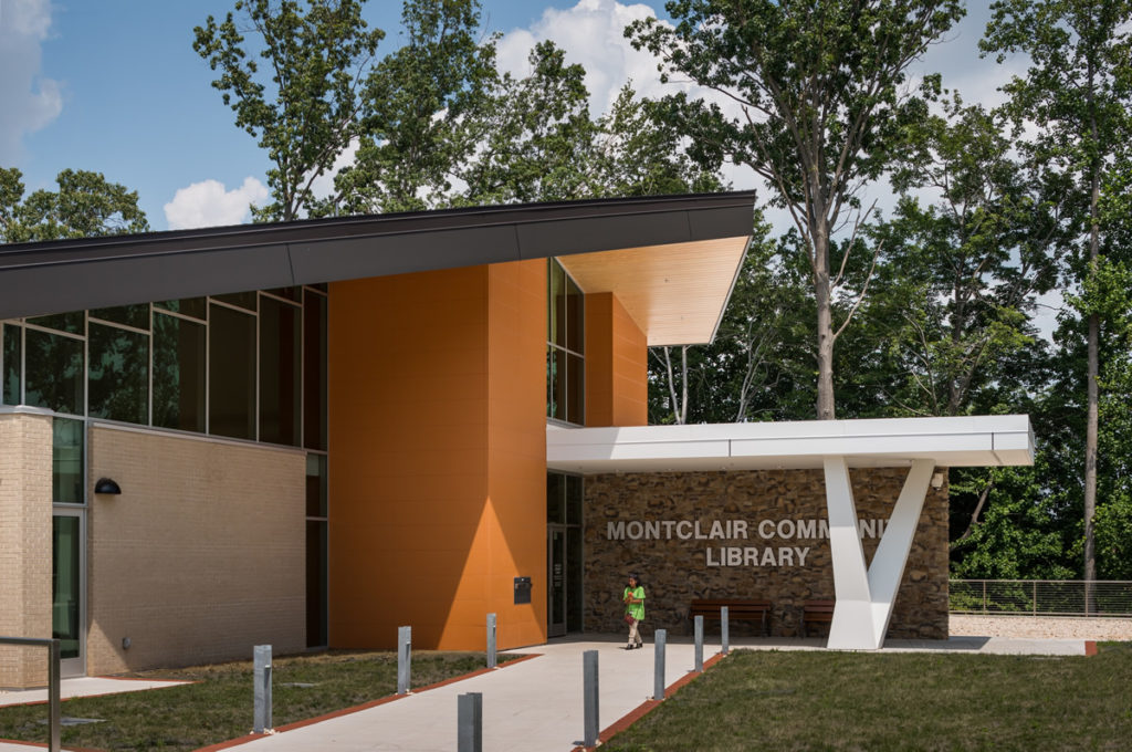KBE build Montclair Library