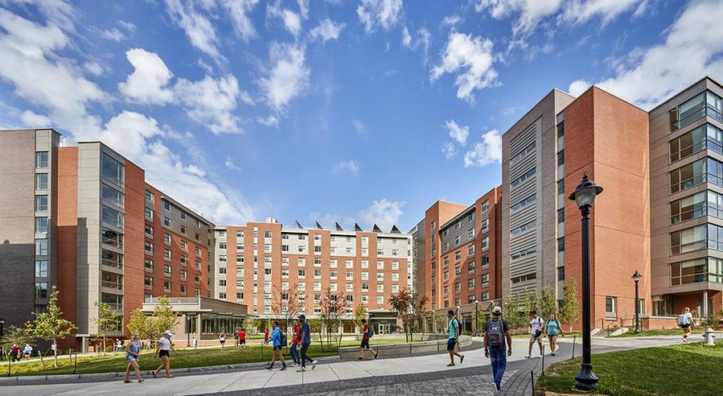 KBE Building Corporation University of Connecticut STEM Residence Hall