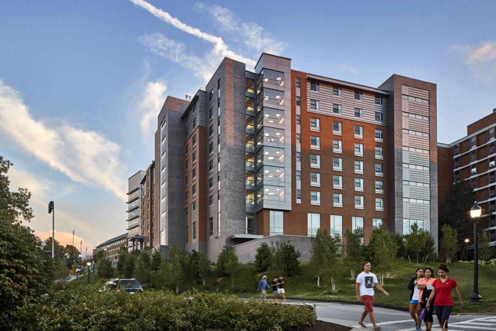 KBE Building Corporation University of Connecticut Next Generation Residence Hall