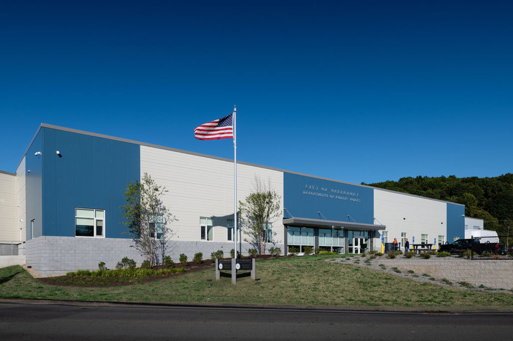 Waterbury Consolidated Public Works Facility