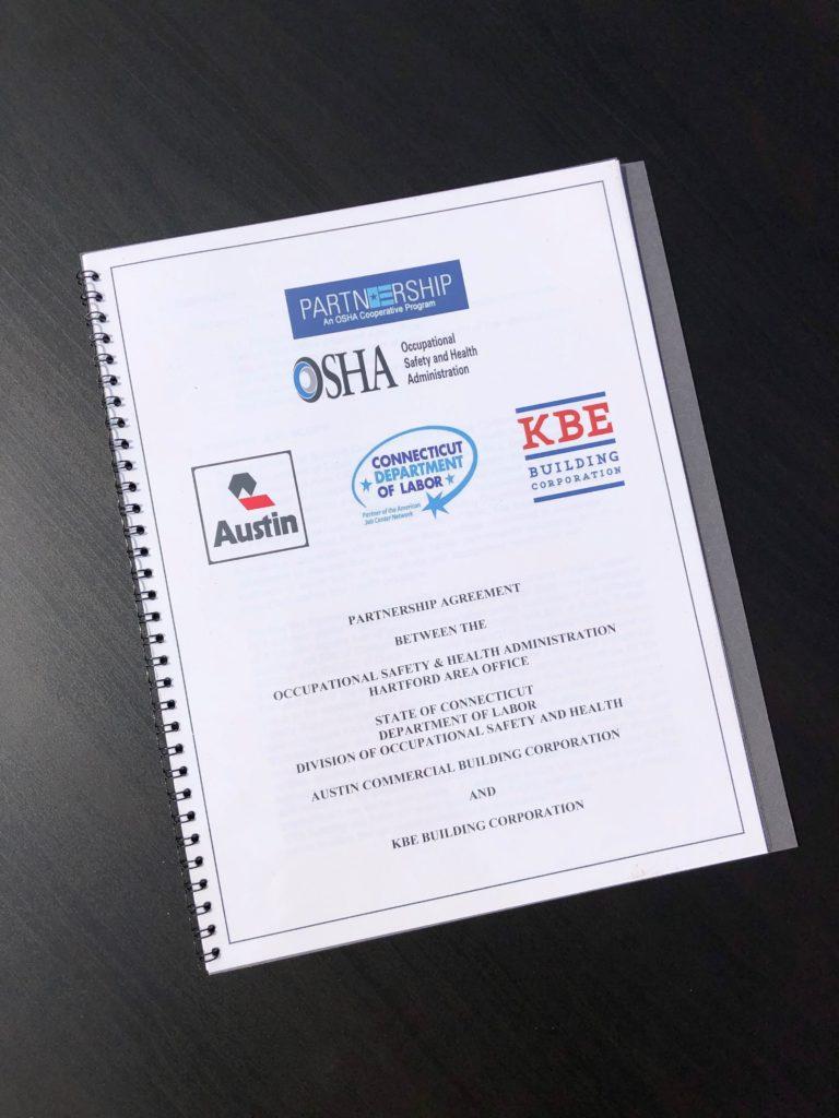 KBE-Austin-OSHA Partnership Book Cover