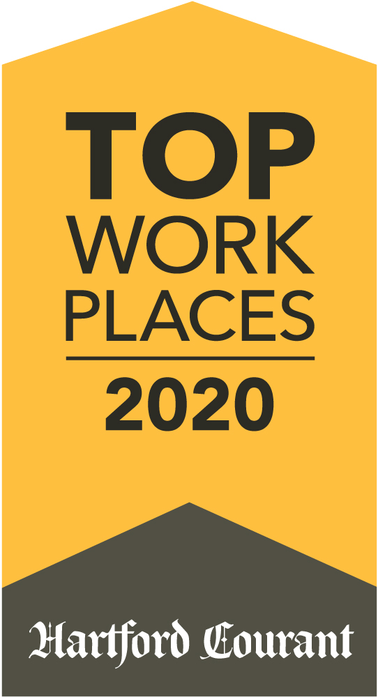 Hartford Courant Top Workplaces Logo